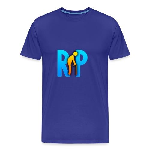 R.I.P. Logo - Männer Premium T-Shirt
