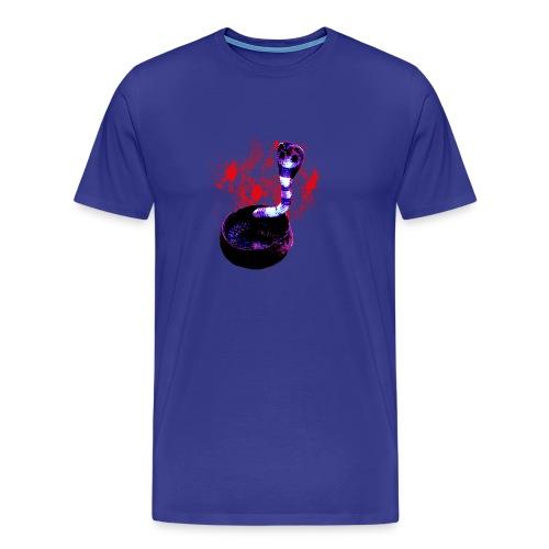 Cobra - Premium-T-shirt herr
