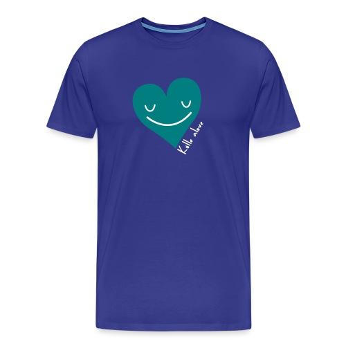 Kölle alove - Männer Premium T-Shirt