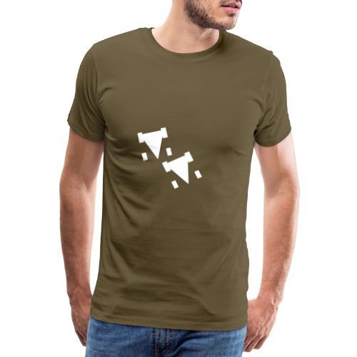 Ayrton, Nigel @ Monaco - Men's Premium T-Shirt