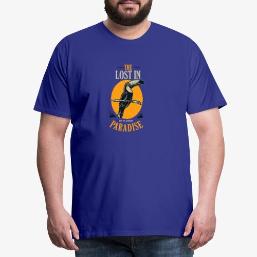 Oiseau - T-shirt Premium Homme