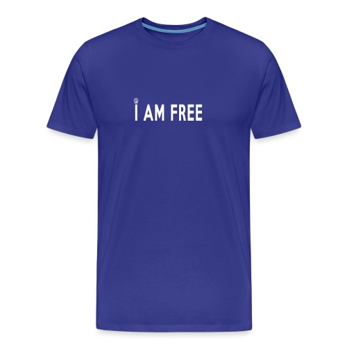 I AM FREE - T-shirt Premium Homme