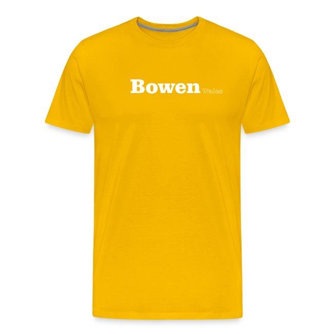 bowen wales white