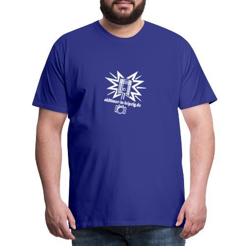 Kolben Logo - Männer Premium T-Shirt