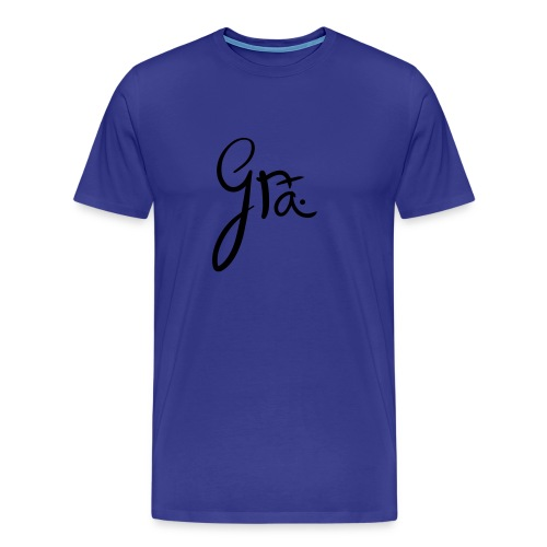 logo-trans-ai - Mannen Premium T-shirt