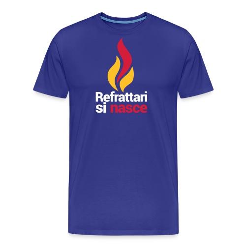 Vigili del Fuoco - Maglietta Premium da uomo