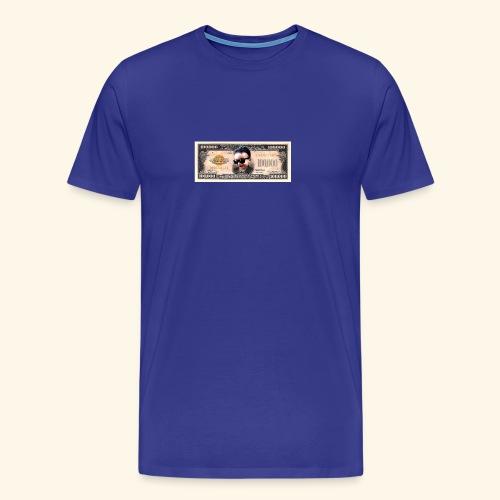 WILLIAM 2 jpeg - Maglietta Premium da uomo