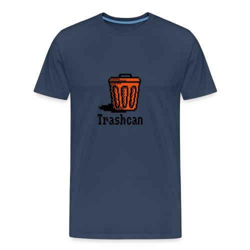 trashcan - Men's Premium T-Shirt