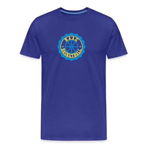 logo tshirt rond vectoris - T-shirt Premium Homme