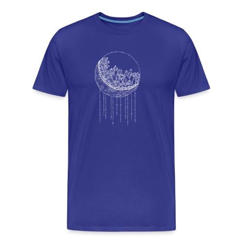 Kristallmond - Männer Premium T-Shirt