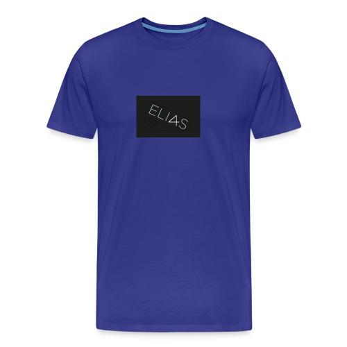 eliasenmusic - Premium T-skjorte for menn