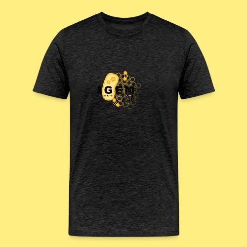 Logo - mug - Mannen Premium T-shirt