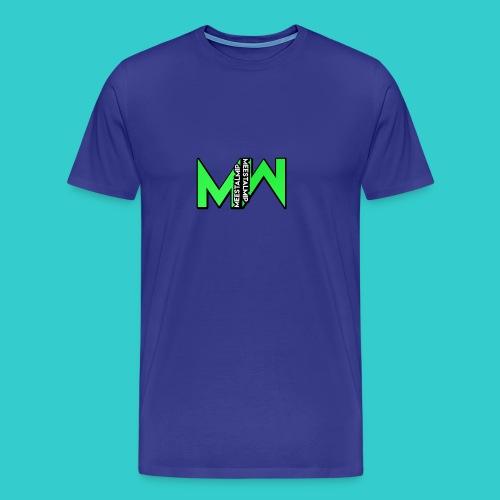 MeestalMip Hoodie - Men - Mannen Premium T-shirt