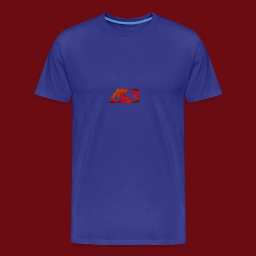 MCB rompertje - Mannen Premium T-shirt