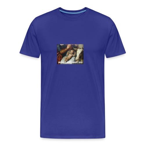 Worst Records 003 - Men's Premium T-Shirt