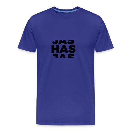 JasHasJas - Mannen Premium T-shirt
