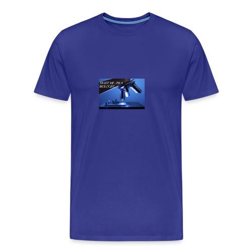 biologist - T-shirt Premium Homme