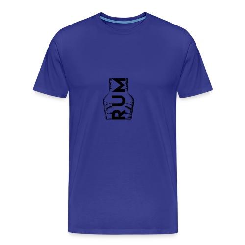 Rum - T-shirt Premium Homme