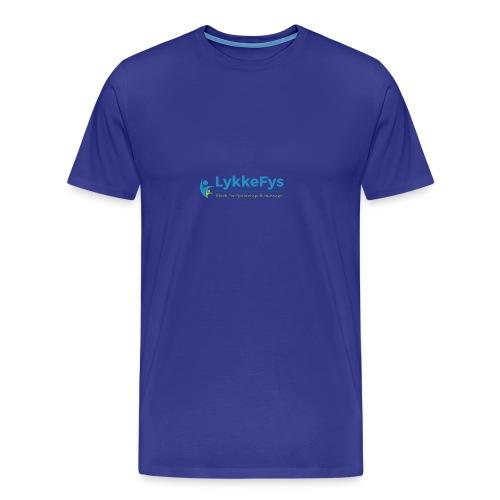 Lykkefys Esbjerg - Herre premium T-shirt