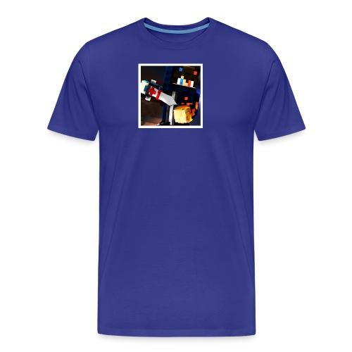 LegendaryPic - Männer Premium T-Shirt