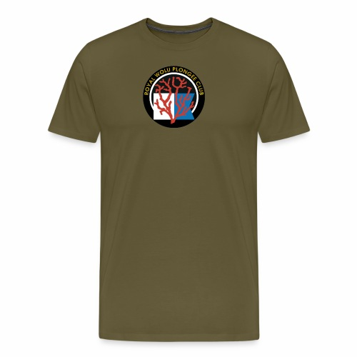 Royal Wolu Plongée Club - T-shirt Premium Homme