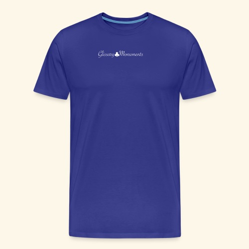 Glissary x Monuments - Männer Premium T-Shirt