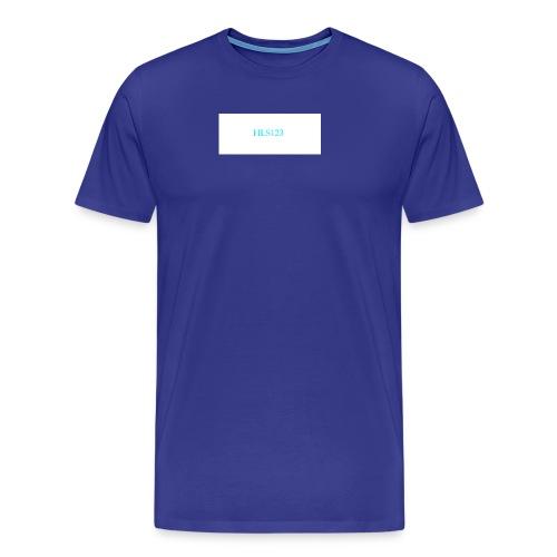 hls merch - Men's Premium T-Shirt