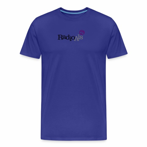 RadioAls Logo CMYK - Herre premium T-shirt