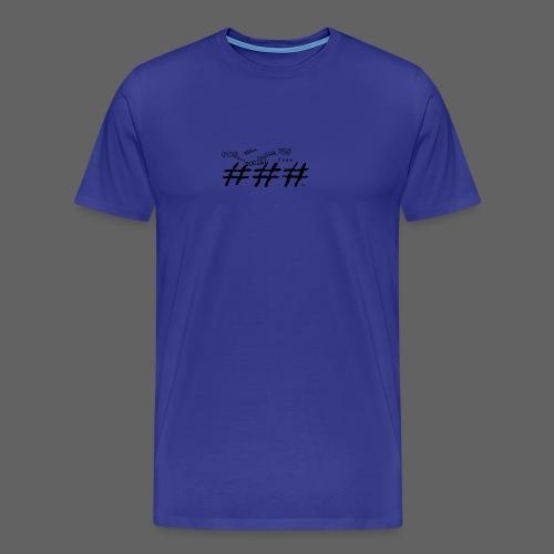 M8 astag - Maglietta Premium da uomo