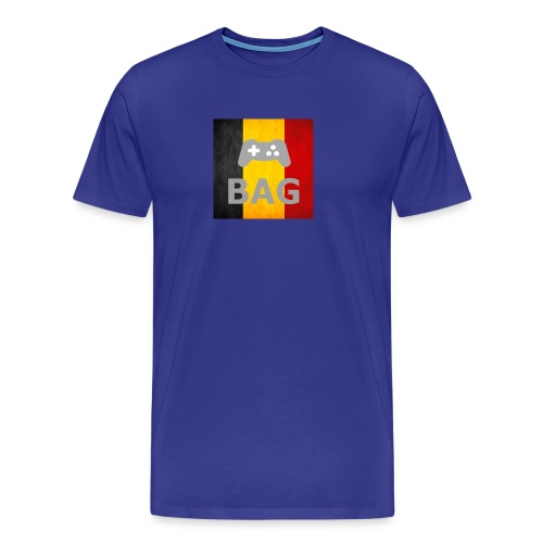 BelgiumAlpha Games - Men's Premium T-Shirt