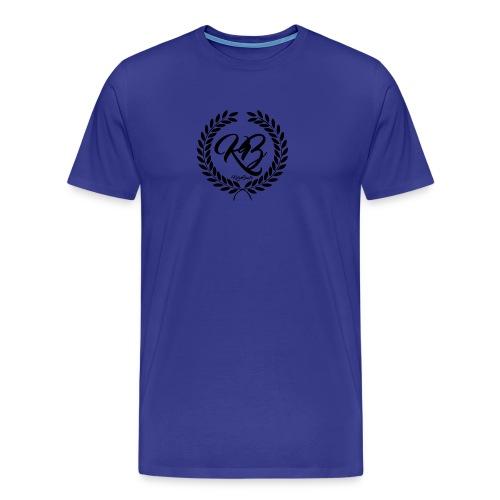 Logo_en_negro_trasparente - Men's Premium T-Shirt