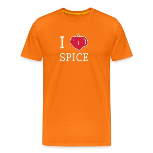 i_love_spice-eps - Miesten premium t-paita