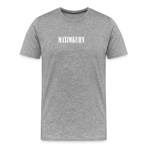 maximkuhn - Mannen Premium T-shirt