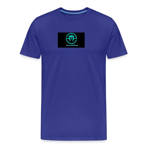 xxImmortalScope throwback - Men's Premium T-Shirt