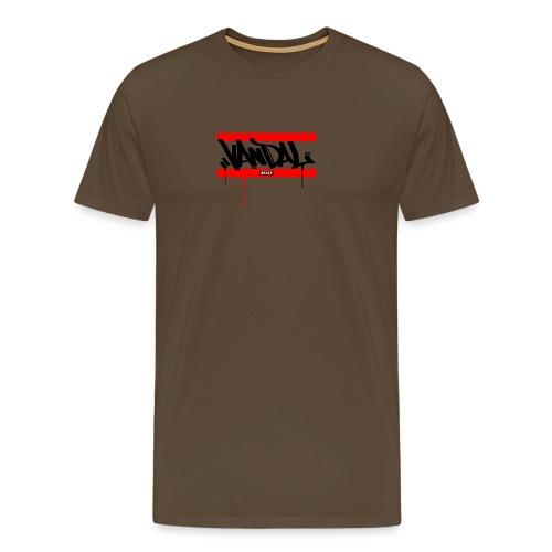 #EASY Graffiti Vandal T-Shirt - Maglietta Premium da uomo
