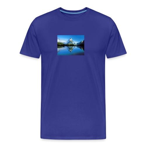 paysages de reve 05 - T-shirt Premium Homme