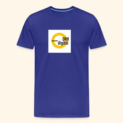 test - T-shirt Premium Homme