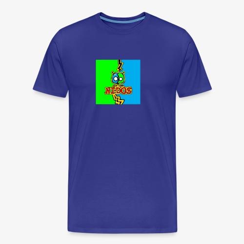 NIDOS - Premium T-skjorte for menn