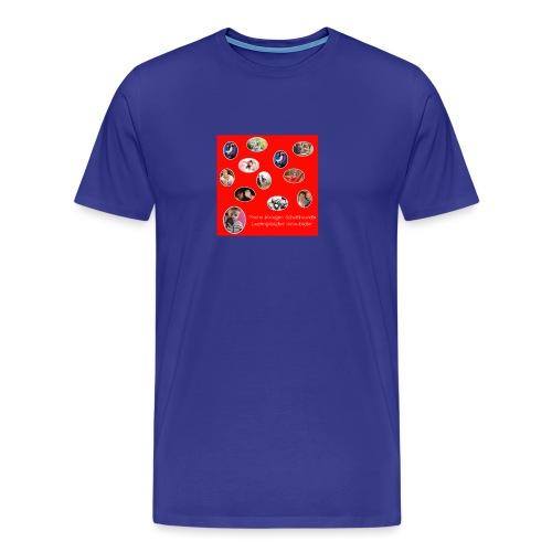Motiv 8 Meine Kollegen vor Kauf s. unten - Männer Premium T-Shirt