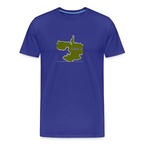 pPJ2ACm5 - Premium-T-shirt herr