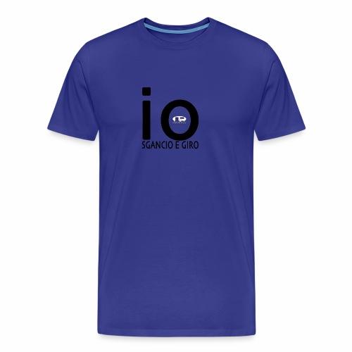 IO SGANCIO E GIRO - Maglietta Premium da uomo