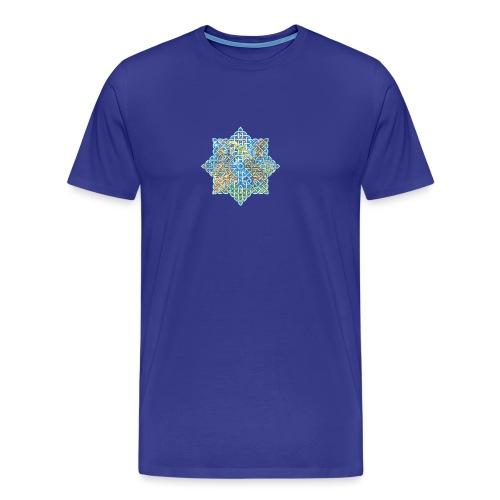 celtic flower - Men's Premium T-Shirt