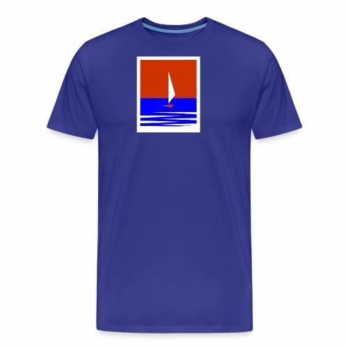 Segeln - Männer Premium T-Shirt
