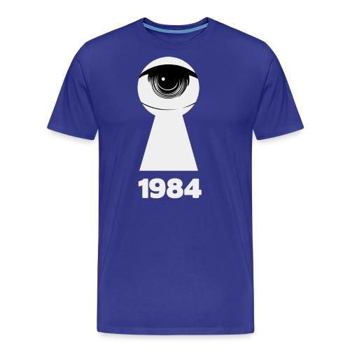 1984 - Maglietta Premium da uomo