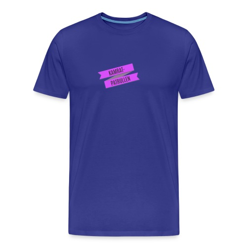 Kamratpatrullen - Premium-T-shirt herr