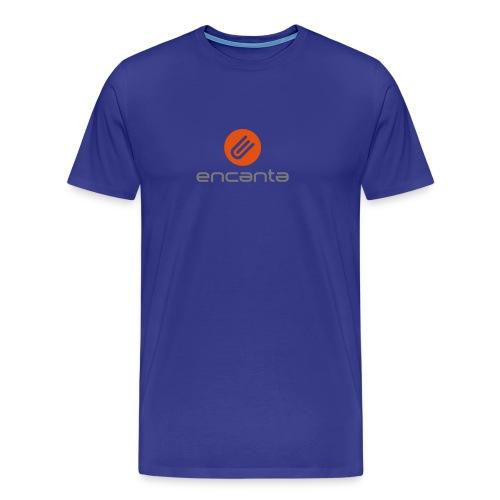 Encanta_Logo_Vector - Camiseta premium hombre