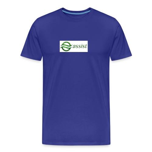 Assist - Men's Premium T-Shirt