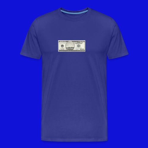 Dollar s6 - Premium-T-shirt herr