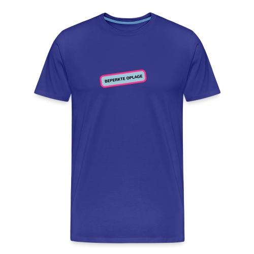 Grappige Rompertjes: Beperkte oplage - Mannen Premium T-shirt