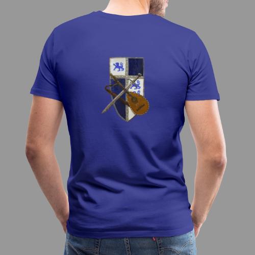 Wappenschild von ardingen - Männer Premium T-Shirt